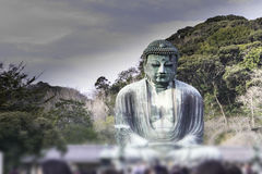 Great Buddha Stock Image