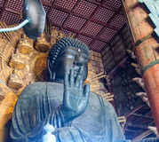 The great Buddha image, Nara, Japan 3 Stock Photos