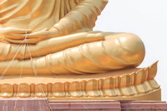The great Buddha imagery in Ubonratchathani, Thailand Stock Image