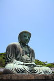 Great Buddha of Kamakura Royalty Free Stock Image
