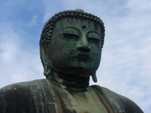 Great Buddha Kamakura Stock Image