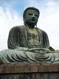 Great Buddha Kamakura Stock Photography
