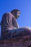 Great Buddha of Kamakura (Daibutsu) Stock Photos