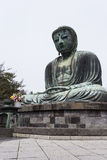 Great Buddha in Kamakura Stock Photos