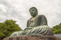 Great Buddha of Kamakura, Japan Royalty Free Stock Photo