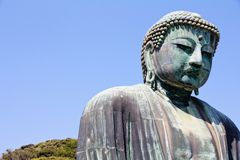 Great Buddha of Kamakura Stock Photos