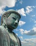 Great Buddha of Kamakura Stock Photos