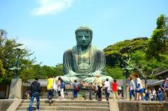 The Great Buddha, Kamakura, Japan Royalty Free Stock Photo