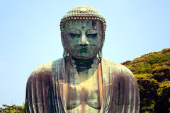 The Great Buddha, Kamakura, Japan Royalty Free Stock Photography