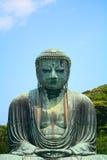 The Great Buddha, Kamakura, Japan Stock Images