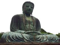 Great Buddha of Kamakura in Japan Royalty Free Stock Photography
