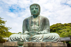 The Great Buddha of Kamakura, Japan. Stock Images