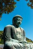 Great Buddha of Kamakura in Japan Stock Photography