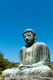 Great Buddha of Kamakura in Japan Royalty Free Stock Photos