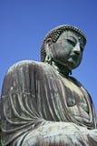 Great Buddha of Kamakura Japan. Great Buddha of Kamakura in a Japanese Temple stock images
