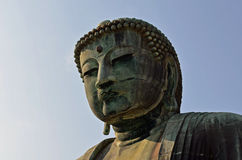 The Great Buddha of Kamakura Royalty Free Stock Images