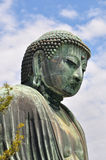 The Great Buddha at Kotokuin Temple in Kamakura, Jap Stock Image