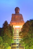 Great Buddha, landmark in Hong Kong Royalty Free Stock Photography