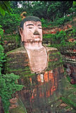 Great Buddha of leshan Royalty Free Stock Images