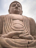 The Great Buddha Statue in Bodhgaya, India stock image