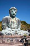 Great Buddha statue in Kamakura Stock Photo