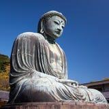 Great Buddha statue in Kamakura Royalty Free Stock Photography