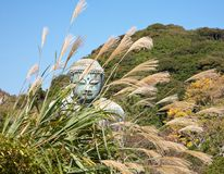 Great Buddha statue in Kamakura Royalty Free Stock Images