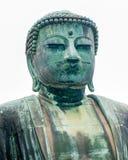 The Great Buddha statue in Kamakura, Japan Stock Photography