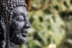 Great Budha. A great pic for photo-frames or different uses stock image