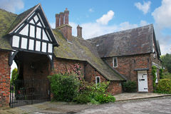 Great Budworth village Stock Images