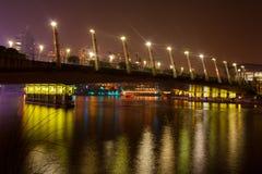 Great canal. Hangzhou. China. Stock Photography