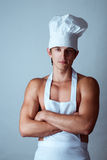 Great chef Royalty Free Stock Images