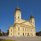 Great Church Debrecen Hungary Stock Photo