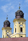 Great Church, Debrecen, Hungary Royalty Free Stock Photos