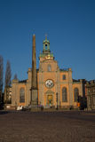 The Great Church, Stockholm, Sweden Stock Photography
