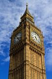 The Great Clock of Westminster Stock Photo