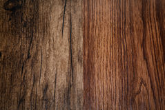 Great closeup view of old classic, vintage interior hardwood floor background Royalty Free Stock Images