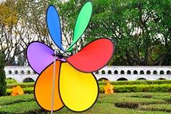 Great color artificial petals Stock Photo