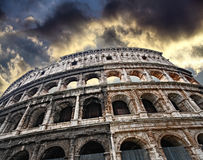 The Great Colosseum Stock Images