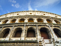 Great Colosseum, Rome, Italy Stock Image