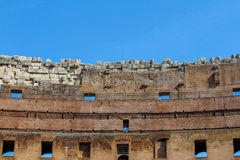 Great Colosseum, Rome, Italy Royalty Free Stock Photography