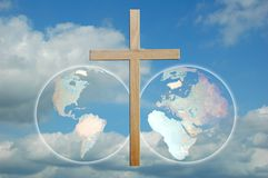 The Great Commission Stock Photo