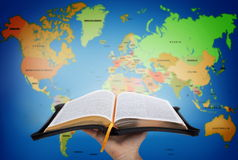 The Great Commission Stock Photos