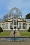 Great conservatory at Syon Park. Royalty Free Stock Photos