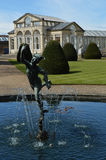 Great conservatory at Syon Park. Stock Photography