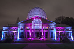 The Great Conservatory in Syon Park Stock Photography