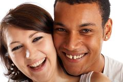 Great Couple in Love Royalty Free Stock Images