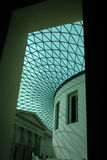 The Great Court, British Museum Interior Stock Photography