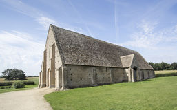 Great Coxwell Tithe Barn Royalty Free Stock Image