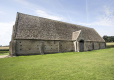 Great Coxwell Tithe Barn Royalty Free Stock Photos